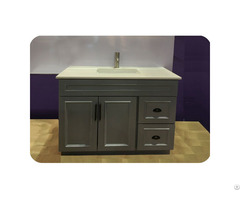 Glass Top Bath Cabinet Lw Bv002