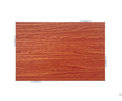 Pvdf Coated Aluminum Solid Panel