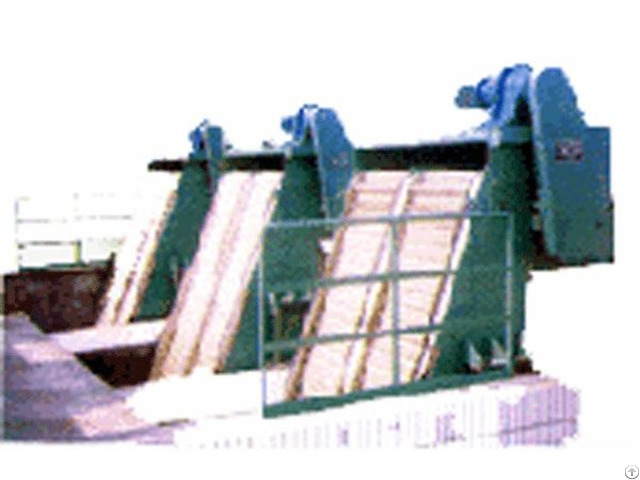 Gshz Model Rotary Grating Cleaner