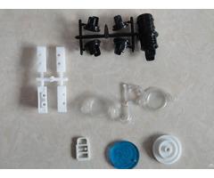 Hot Runner Plastic Injection Gear Pom Mould Maker