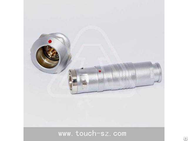 Touch 4pin Plug Fgg 2k 304 Ip67 Waterpoof Connector