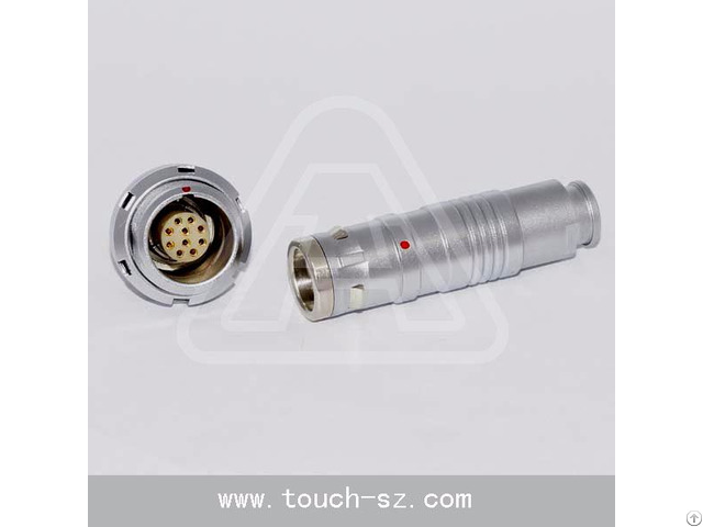 Touch 8pin Plug Fgg 2k 308 Ip68 Waterpoof Connector
