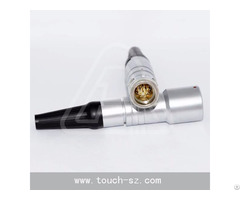 Touch 12pin Plug Fgg 2k 312 Push Pull Circular Connector