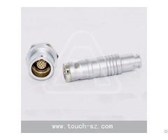 Touch 14pin Plug Fgg 2k 314 Push Pull Circular Connector