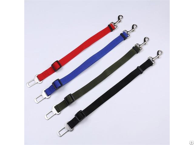 Adjustable Safety Vehicle Pet Dog Rope