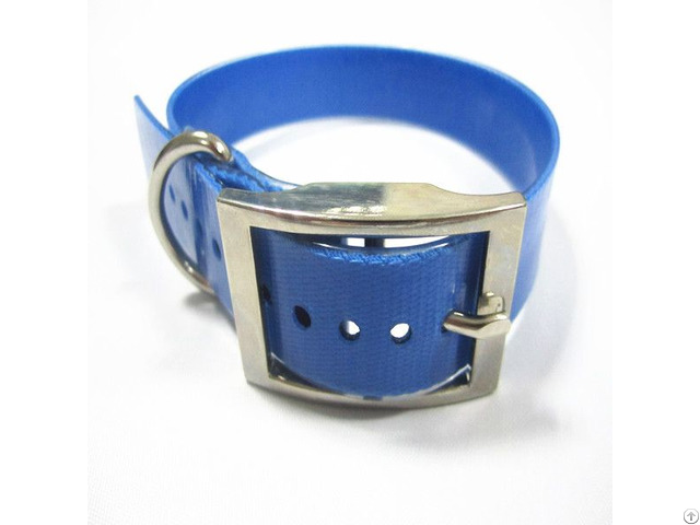 Durable And Flexible Tpu Dog Collar