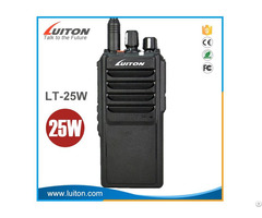 25watt Output 4000ma Battery Portable Walkie Talkie