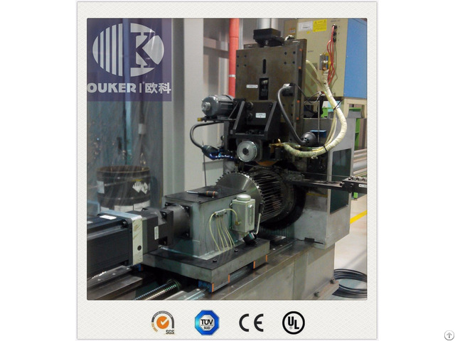 Nc Wedge Wire Screen Welding Machine V20 200