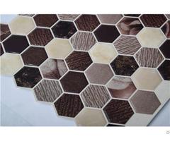 High Quality Stick And Peel Backsplash Penny Tile