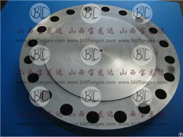Forged Carbon Steel Blind Bl Flanges
