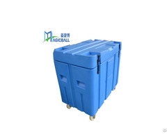 260kg Dry Ice Storage Container