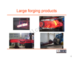 Forged Products