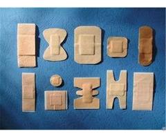Multiple Base Matrial Shape Size Customzable Logo Adhesive Bandage Band Aid Strip