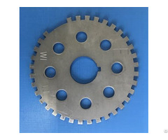 Zinc Plated Carbon Mild Steel Pressed Punching Parts