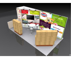 Booth Exhibitor In Las Vegas