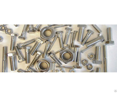 Stainless Steel Bolts Suppliers