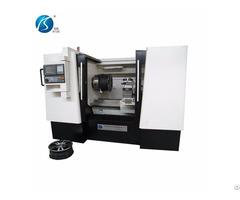 Hot Sale Cnc Wheel Lathe Machine Ck6180w