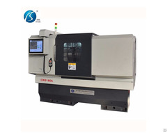 High Precision Cnc Wheel Repair Machine Ck6180a