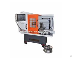 High Performance Wheel Diamond Cut Lathe Ck6160q