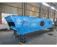 Hot Sale Circular Vibrating Screen For River Sand