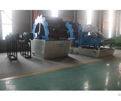 Lzzg Sand Washing Machine Equipment