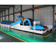 Ds Multi Function Sand Washing Plant