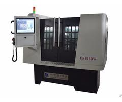 Hot Sale Diamond Cut Alloy Wheel Repair Machine Ck6160w