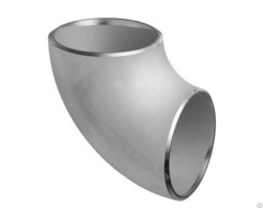 Short And Long Radius For Pipe Elbow