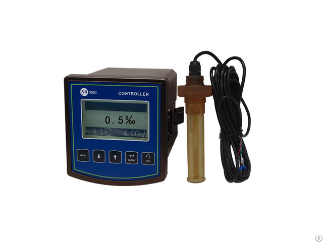 The On Line Salinimeter Is Used In Mariculture