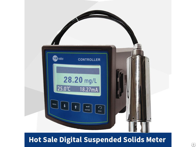 Online Digital Suspension Meter Zs 680 Water Tester