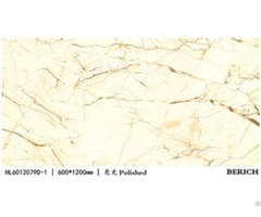 Marble Look Smooth Glazed Polished Porcelain Interior Floor Tiles