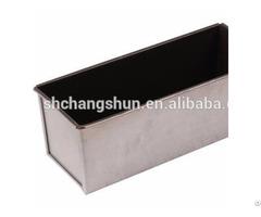 Seamless Teflon Coating Non Stick Corrugated Al Alloy Loaf Pan