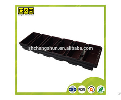 Strapped Industrial Baking Loaf Pan Tin Sets Customized