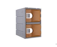 Hdpe Plastic Locker T H385m