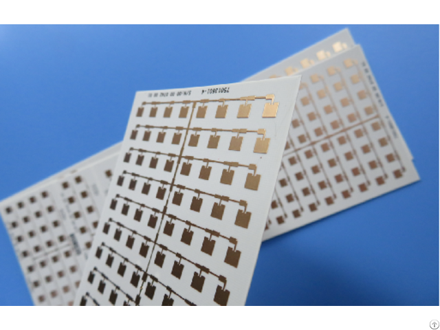 High Frequency Microwave Pcb Milspec Printed Circuited Board
