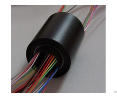 Electrical Micro Slip Ring Id7 15 20mm