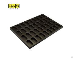 Bakeware Utensils High Standard Design Non Stick Alu Steel Flat Bar Baking Sheet Tray