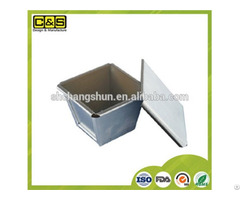 Alusteel Loaf Pan With Lid From Changshun