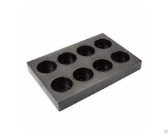 Non Stick Coating Bakeware Pan Tray Cast Iron Bread