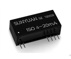 Two Wires 4 20ma Passive Current Loop Isolator