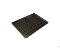 Customize Anodized Bread Loaf Al Alloy Corrugated Sheet Pan Aluminum Foil Baking Tray