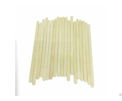 Whole Sale Eco Friendly Wooden Disposable Coffee Stirrer Kego Best Selling
