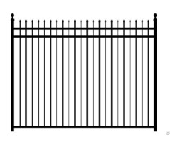 Ornamental Steel Security Fence