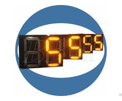 Yellow Led Digital Countdown Timer