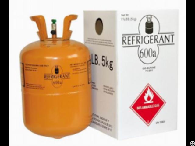 Hybridm Canada Refrigerant Gas R600a