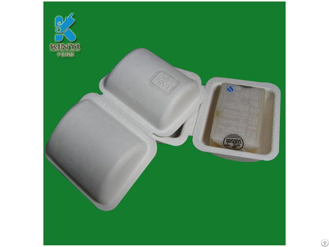 Eco Friendly Disposable Custom Paper Soap Box