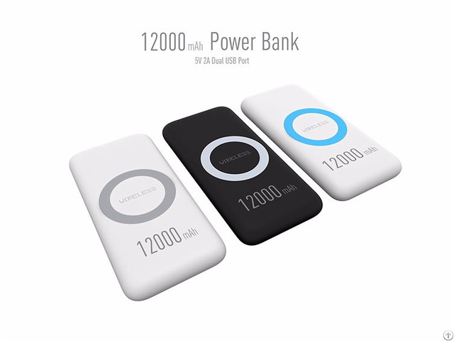 Warranty 12 Months Full Charging Time 7 8 Hours Wireless Charger Power Bank
