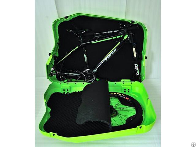 Green Road Bike Case For Transport