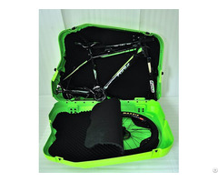 Green Road Bike Case For Transport