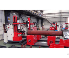 Pipe Prefabrication Automatic Welding Slip On Flange